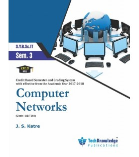 Computer Networks Sem 3 SYBSc IT techknowledge Publication