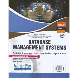 Database Management System Sem 3 SYBSc IT tech-Neo