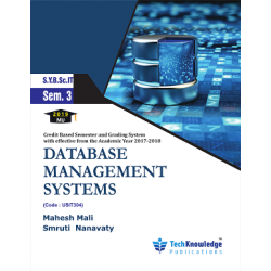 Database Management System Sem 3 SYBSc IT techknowledge