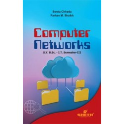 Computer Networks Sem 3 SYBSc IT Sheth Publication