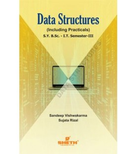 Data Structures Sem 3 SYBSc IT Sheth Publication