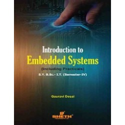 Introduction to Embedded System Sem 4 SYBSc IT Sheth