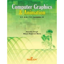 Computer Graphics and Animation Sem 4 SYBSc IT Sheth