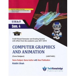 Computer Graphics & Animation Sem 4 SYBSc IT techknowledge