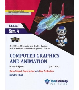 Computer Graphics and Animation Sem 4 SYBSc IT techknowledge Publication