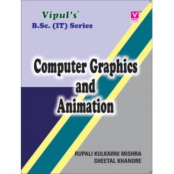 Computer Graphics & Animation Sem 4 SYBSc IT Vipul Prakashan