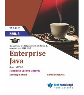 Enterprise Java Sem 5 TyBscIT Tech-Knowledge Publication