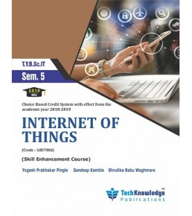 Internet of Things Sem 5 TyBscIT Tech-Knowledge Publication