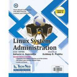 Linux  System Administration Sem 5 TyBscIT Techneo