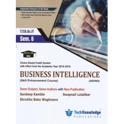 Business Intelligence Sem 6  TYBSc-IT Tech-knowledge