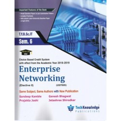 Enterprise Networking  Sem 6  TYBSc-IT Tech-knowledge