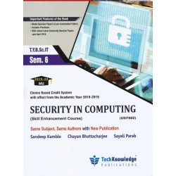 Security in Computing  Sem 6  TYBSc-IT Tech-knowledge