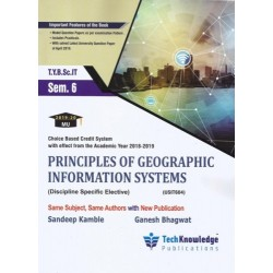 Principles of Geographic Information Systems Sem 6