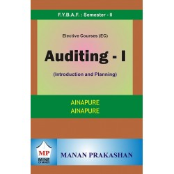 Auditing-II Introduction and Planning FYBAF Sem 2 Manan