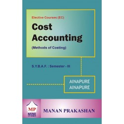 Cost Accounting (Method Of Costing) SYBAF Sem 3 Manan
