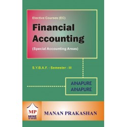 Financial Accounting-III  (Special Accounting Areas) SYBAF