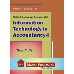 Information Technology In Accounting-I SYBAF Sem 3 Manan