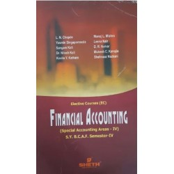 Financial Accounting-IV (Special Accounting Area) SYBAF Sem