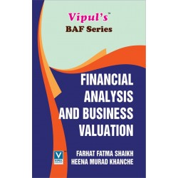 Financial Analysis and Business Valuation TYBAF Sem 5 Vipul