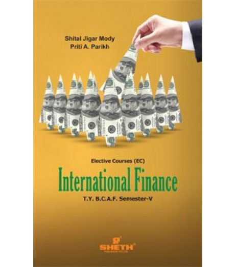 International Finance TYBAF Sem 5 Sheth Publication