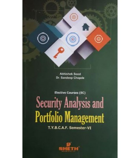 Security Analysis and Portfolio Management TYBAF Sem 6 sheth Publication