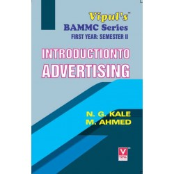 Introduction to Advertising FYBAMMC Sem 2 Vipul Prakashan
