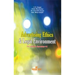 Advertising Ethics & Legal Environment TYBAMMC Sem 6 Sheth