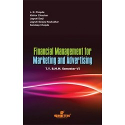 Financial Management for Marketing and Adv. TYBAMMC Sem 6