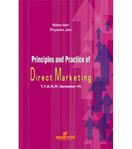 Principles and Practices of Direct Marketing TYBAMMC Sem 6 Sheth Publication