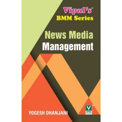News media Management TYBAMMC Sem 6 Vipul Prakashan