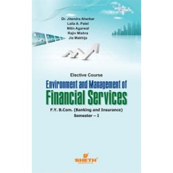 Environmental and Management of Financial Services  FYBBI