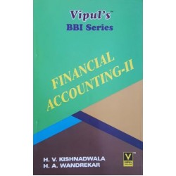 Financial Accounts FYBBI Sem 2 Vipul Prakashan