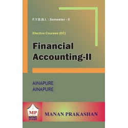 Financial Accounts FYBBI Sem 2 Manan Prakashan