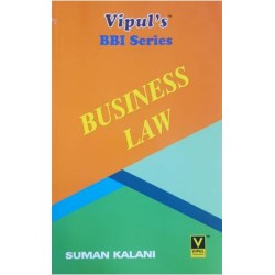 Business Law FYBBI Sem 2 Vipul Prakashan