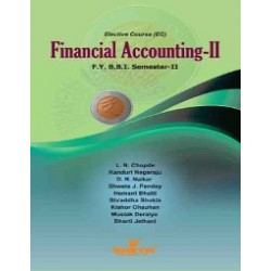 Financial Accounts FYBBI Sem 2 Sheth Publication