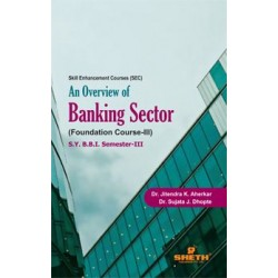 An Overview of Banking Sector  SYBBI Sem 3 Sheth Publication