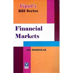 Financial Markets SYBBI Sem 3 Vipul Prakashan