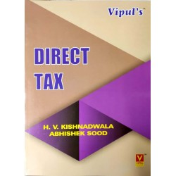 Direct Taxation SYBBI Sem 3 Vipul Prakashan