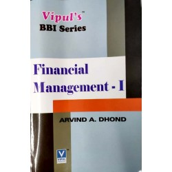 Financial Management-I SYBBI Sem 3 Vipul Prakashan