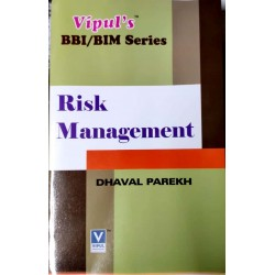 Risk Management SYBBI Sem 3 Vipul Prakashan