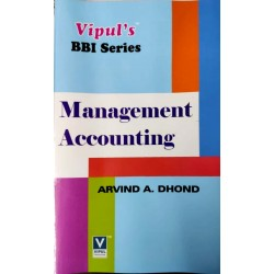 Management Accounting  SYBBI Sem 3 Vipul Prakashan