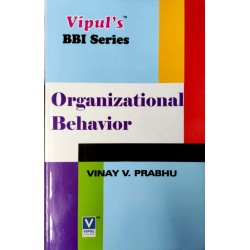 Organisational Behaviour SYBBI Sem 3 Vipul Prakashan
