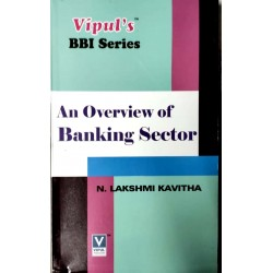An Overview of Banking Sector  SYBBI Sem 3 Vipul Prakashan