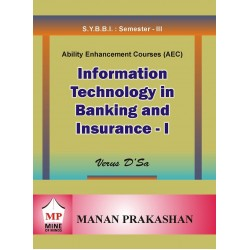 Information Technology in Banking and Insurance-I SYBBI Sem