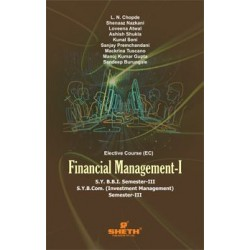 Financial Management-I SYBBI Sem 3 Sheth Pub.