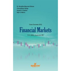 Financial Markets SYBBI Sem 3 Sheth Pub.