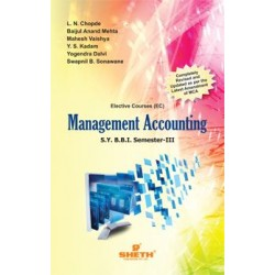 Management Accounting  SYBBI Sem 3 Sheth Pub.