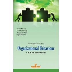 Organisational Behavior SYBBI Sem 3 Sheth Pub.
