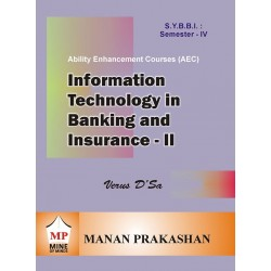 Information Technology in Banking and Insurance - II SyBBI