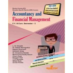 Accounting and Financial Management -I fybcom Sem 1 Sheth